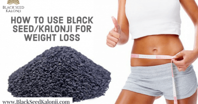 How to Use Black Seed / Kalonji Oil for Hair Growth? - Black Seed