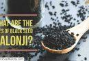 Black Seed Kalonji Uses