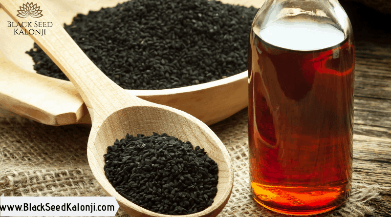 Black Seed Kalonji about