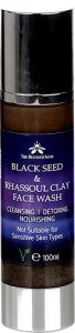 Black Seed Oil Rhassoul Clay Facial Wash – 130g Image