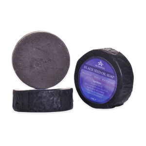 Black Seed Soap & Shampoo bar – 80g Image