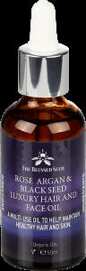 Luxury Rose, Argan & Black Seed Oil – 50ml Image
