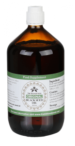 ORIGINAL Black Seed Oil – 1 Litre Image