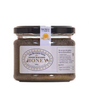 Organic Black Seed Honey – 340g Image
