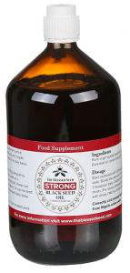STRONG Black Seed Oil – 1 Litre Image