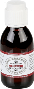 STRONG Black Seed Oil – 100ml Image